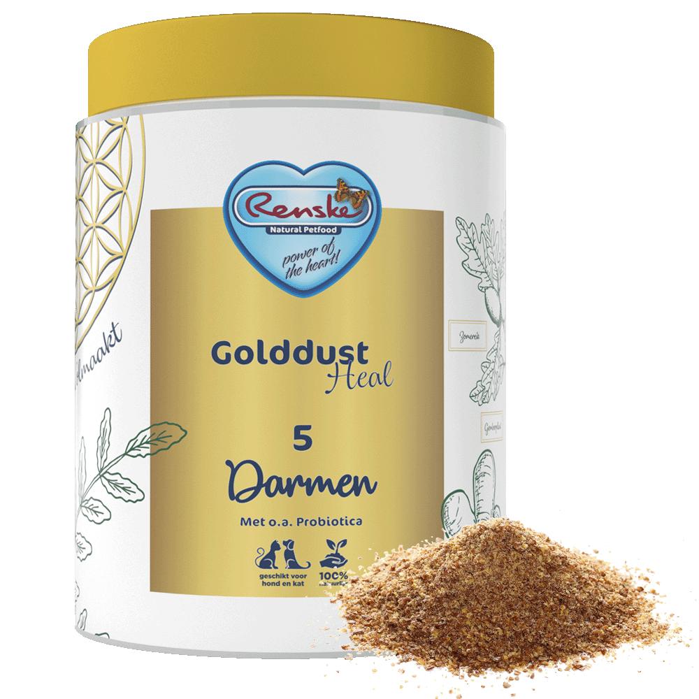 Golddust Darmen + Lijnzaad