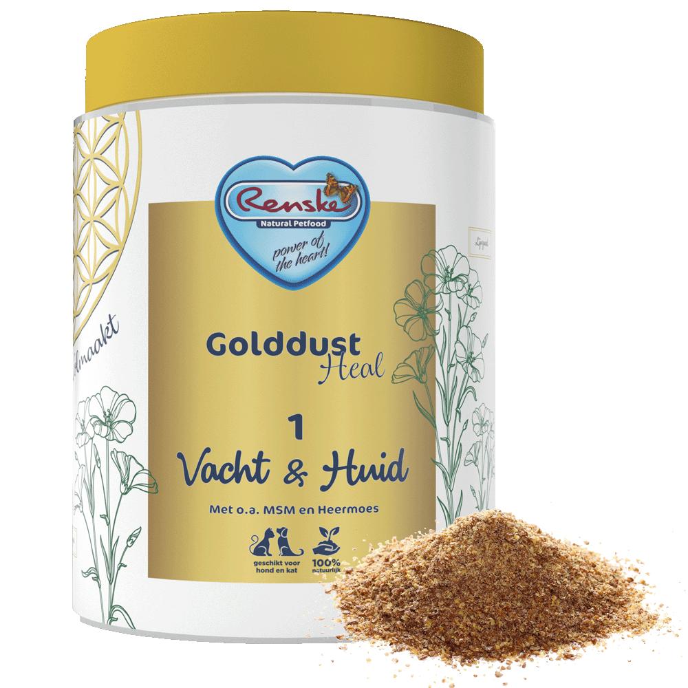 Golddust Huid&Vacht +lijnzaad