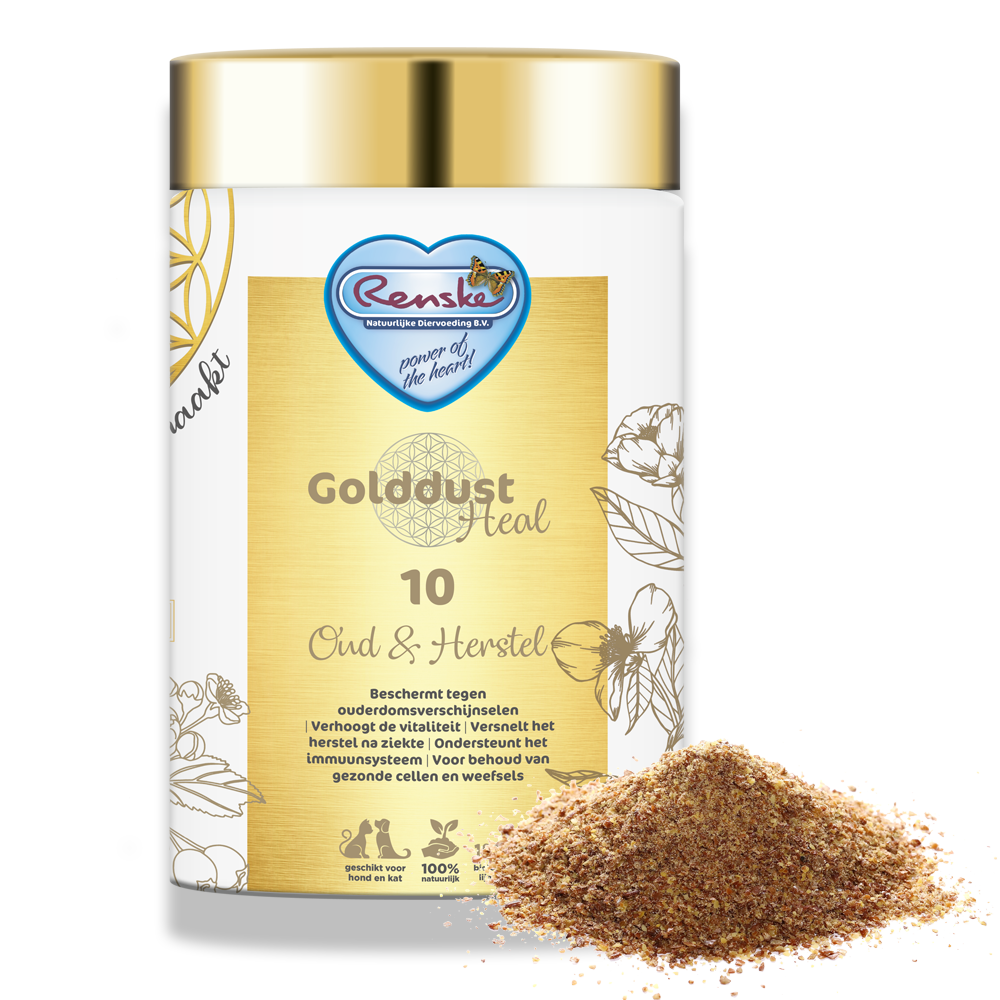 Golddust Oud&Herstel +lijnzaad
