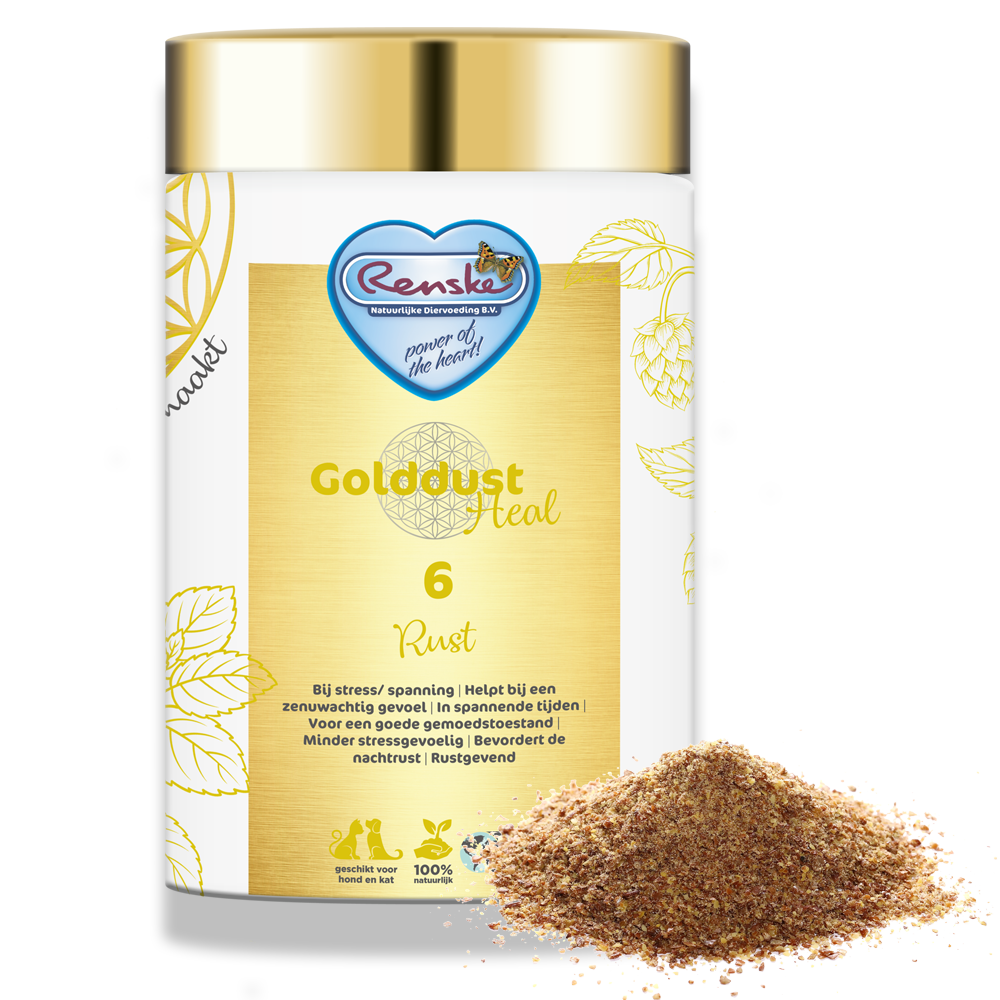 Golddust Rust +lijnzaad