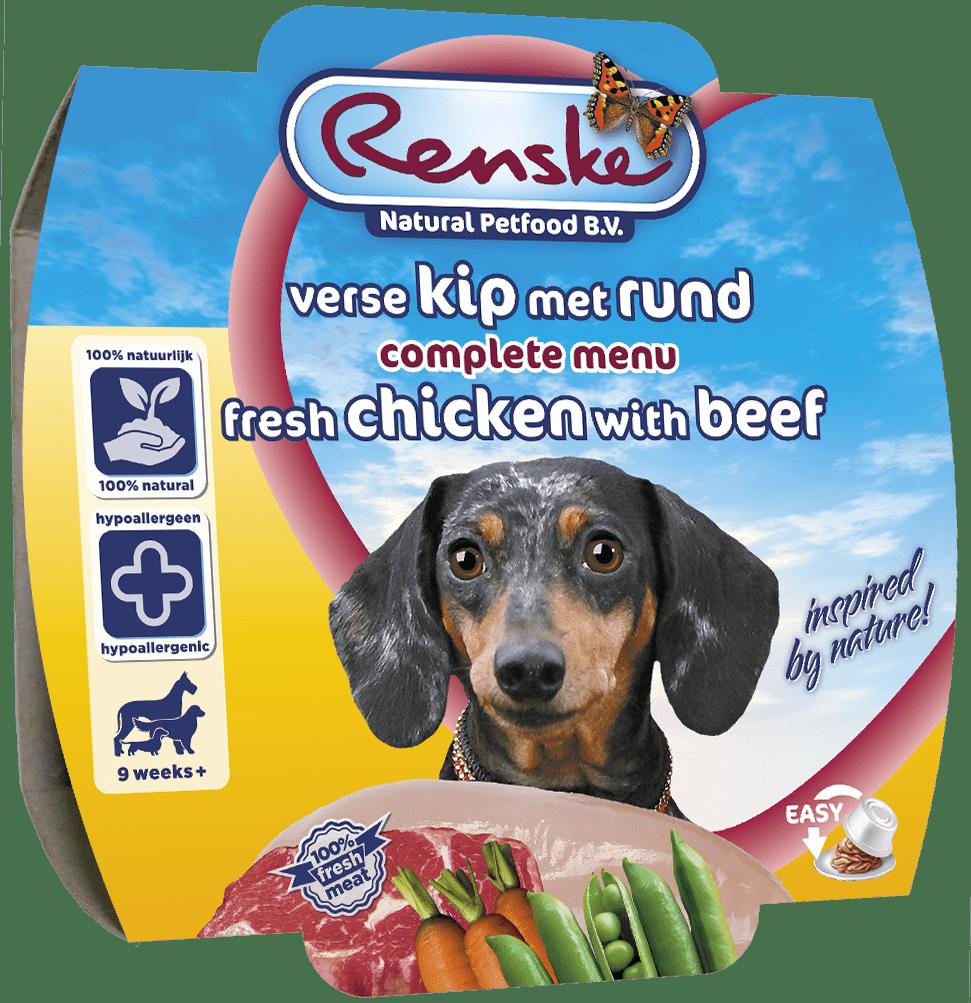 Renske Fresh Chicken-Beef 100g-min