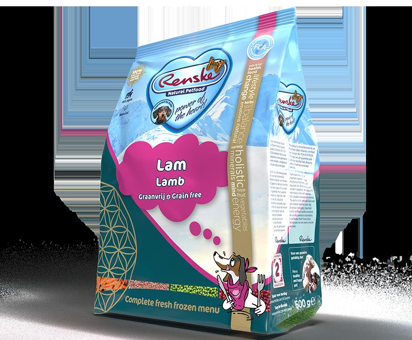 Renske Freshly Frozen Lamb 600g-min